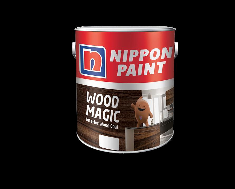 wood magic paint