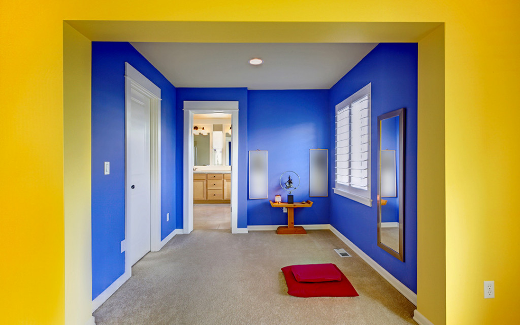 Blue-and-Yellow-paint-colour-combinations-for-home-interiors