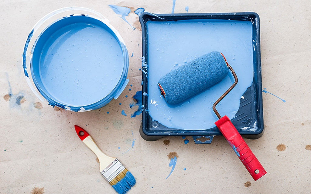 Water-based-paints