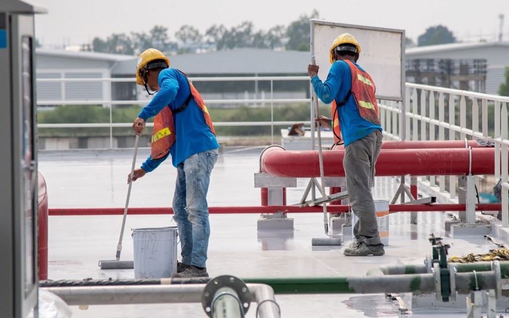epoxy-waterproofing-paint-for-roof