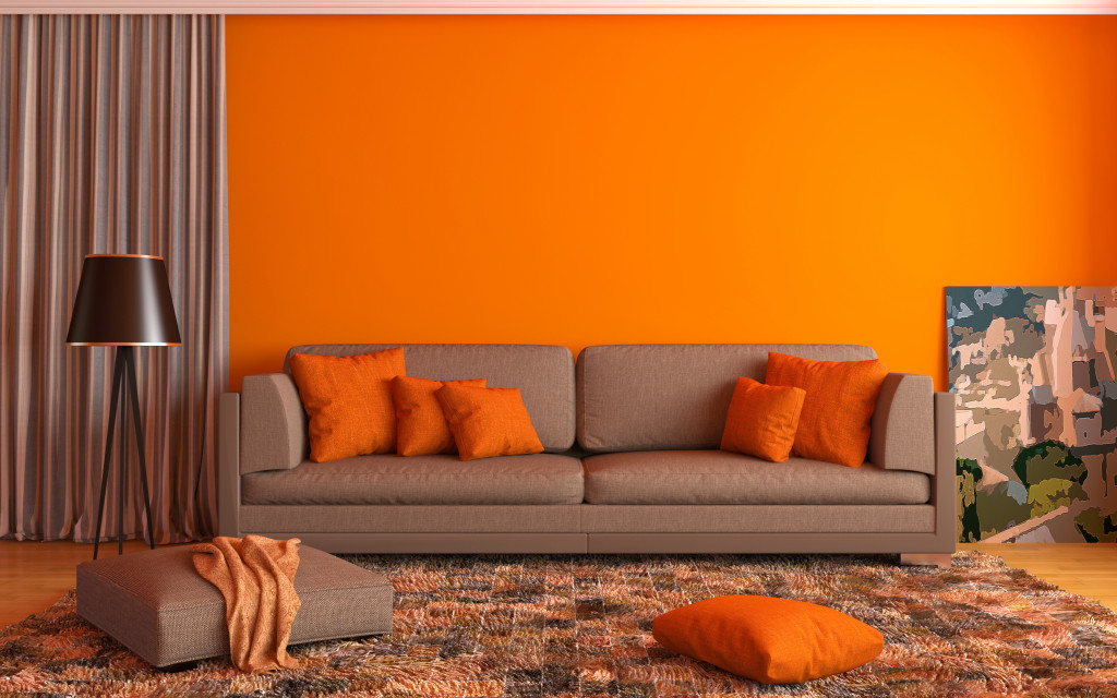 Vibrant Look To Choose The Best Home Paint Colour For You