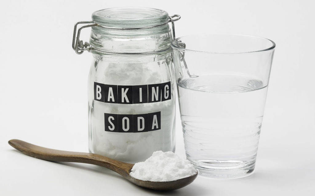 paint removal by baking soda