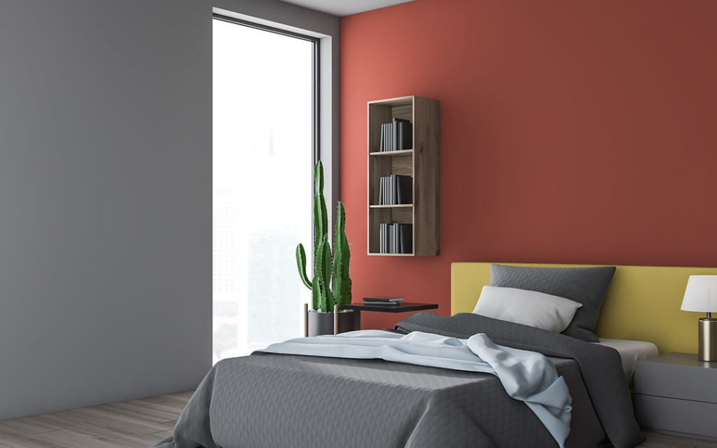 colour combination for bedroom