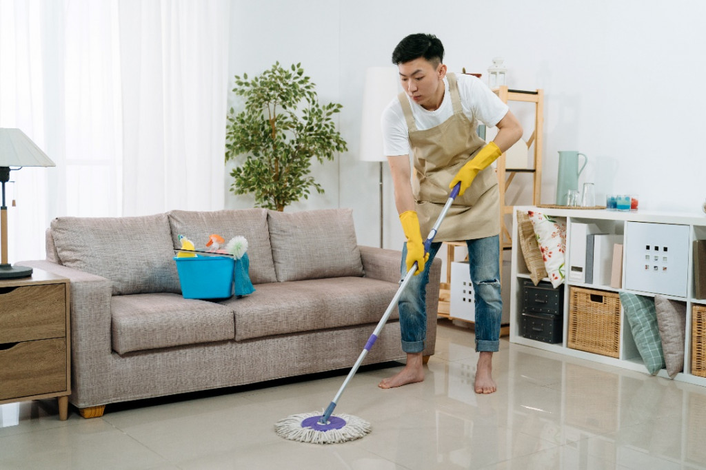 Sanitize Your Family Room
