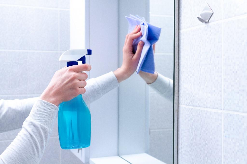 Sanitizing Your Bathroom