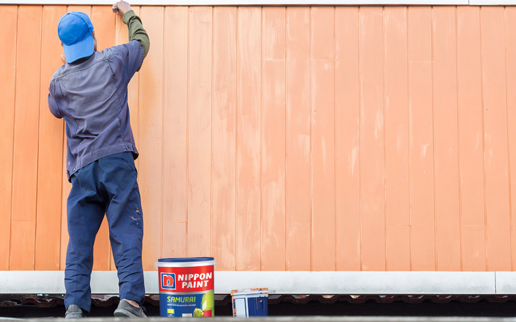 durable exterior emulsion paints