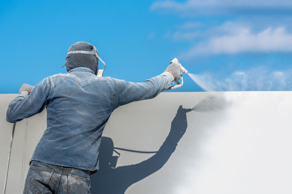 exterior emulsion wall paint
