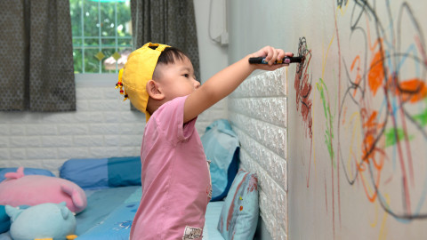 best kids room wall paint