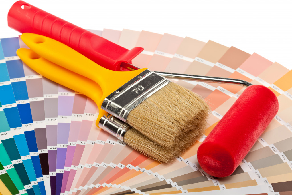 right colour combinations for your home