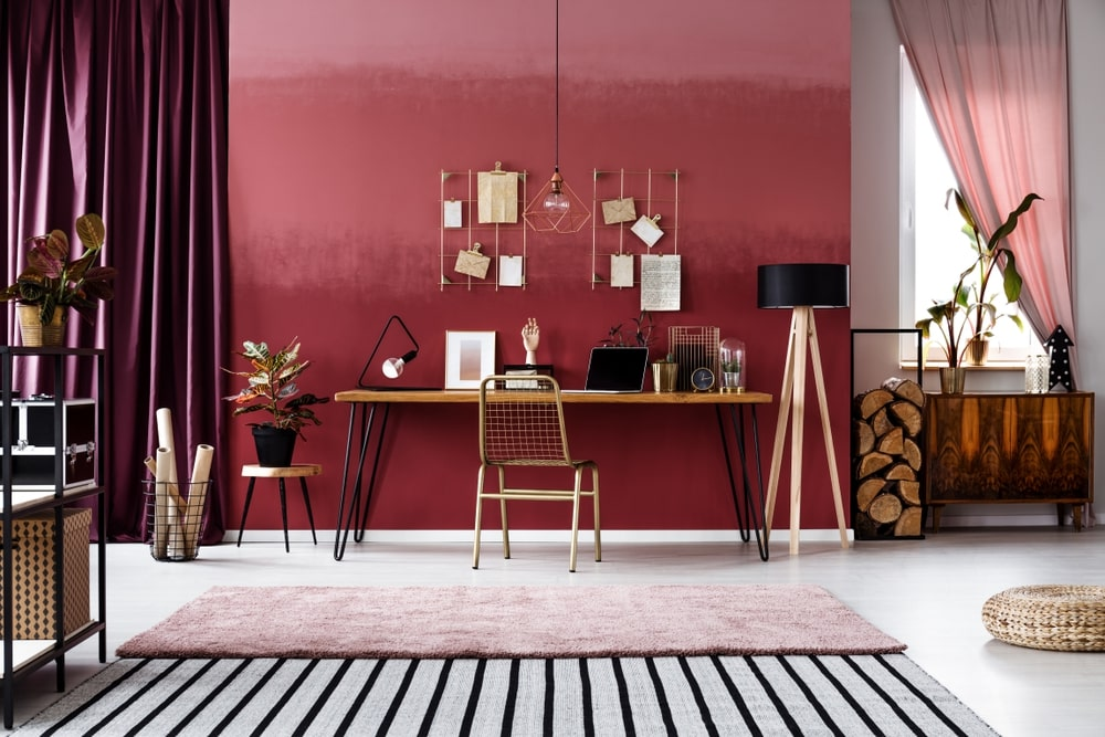 Ombres interior wall paint