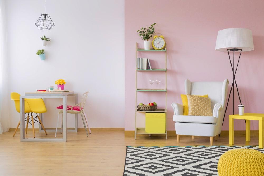 Pastel colour combinations