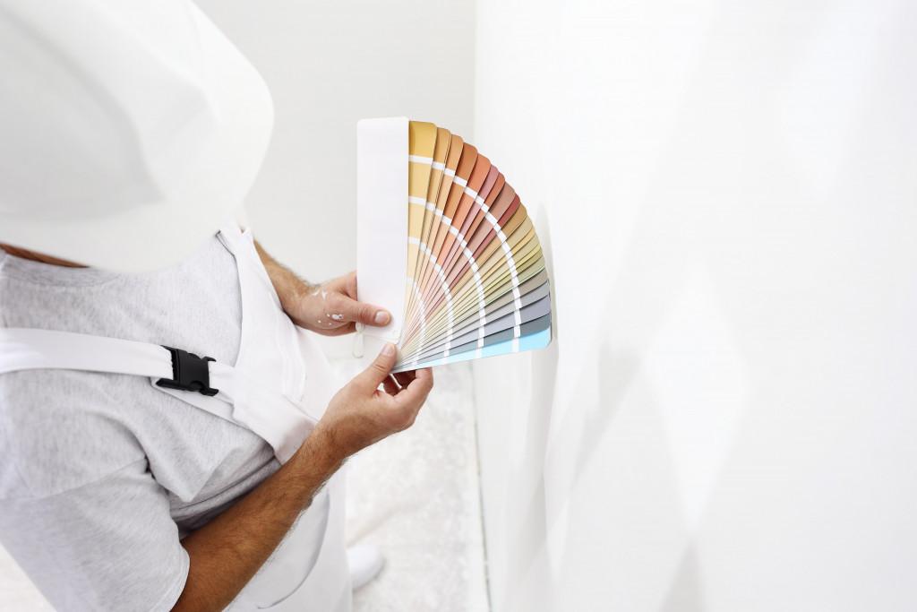 Expert consultation Color palette