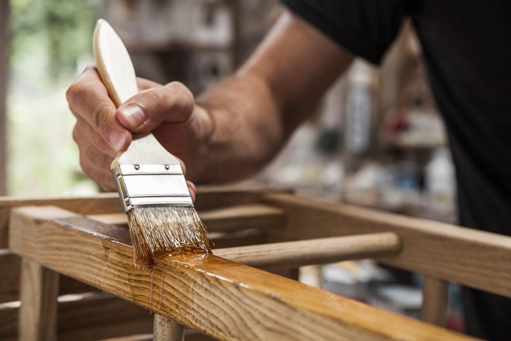 Nippon Paint wood painting ideas
