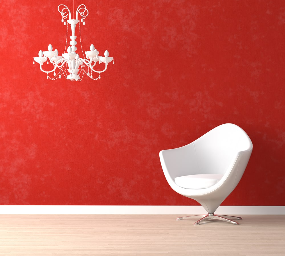 Nippon wall color Red Wall Texture Paint