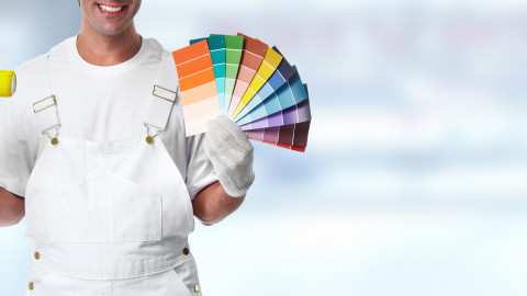Professional painting service in India