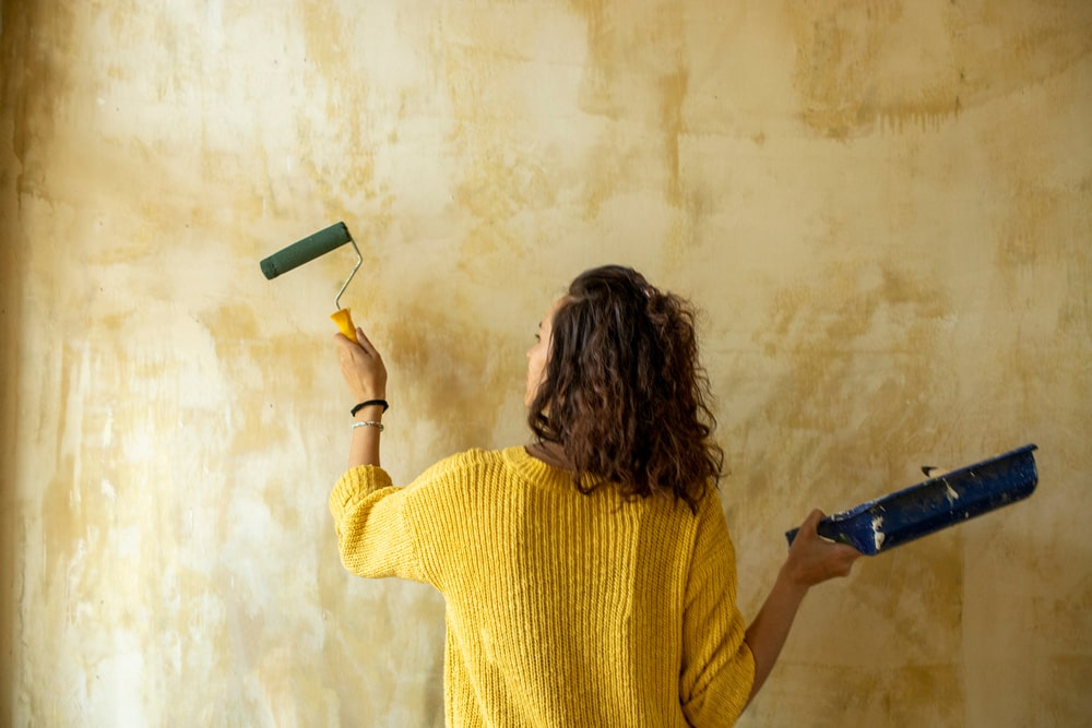 Best wall texture painting ideas